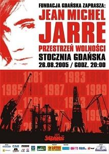 Jean Michel Jarre - Space Of Freedom (2005)