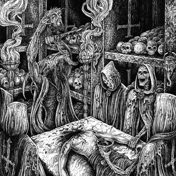 секта, жертвоприношение