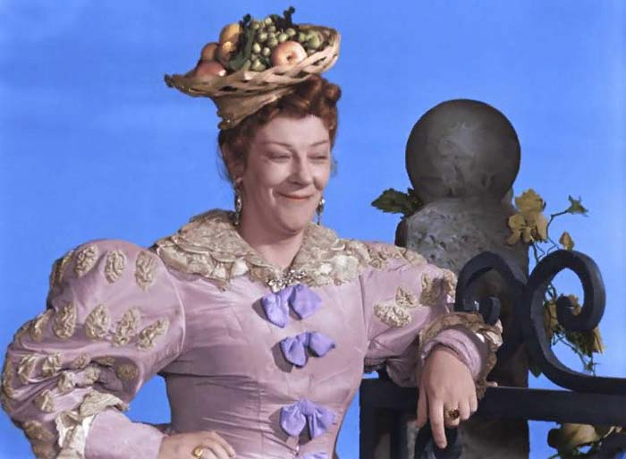 Кадр из фильма «Золушка», 1947 год